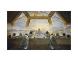 The Sacrament of the Last Supper Plakater av Salvador Dali