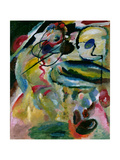 Abstract Composition, 1911 Giclée-tryk af Wassily Kandinsky