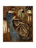 A Seamstress, 1892 Giclée-Druck von Edouard Vuillard
