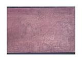 Opressive Twilight at X, 1926 Giclee-trykk av Paul Klee