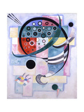 Fijo, 1935 Lámina giclée por Wassily Kandinsky