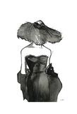 Dior Dame Posters av Jessica Durrant
