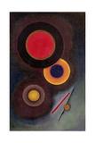 Composition with Circles and Lines, 1926 Giclée-vedos tekijänä Wassily Kandinsky