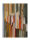 The Pyramid Clown; Der Clown Pyramidal, 1929 Giclée-vedos tekijänä Paul Klee