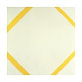 Lozenge Composition with Four Yellow Lines, 1933 Giclée-vedos tekijänä Piet Mondrian