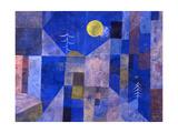 Moonshine, 1919 Giclée-tryk af Paul Klee