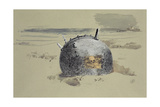 Don't Forget the Diver Giclee Print by Paul Nash