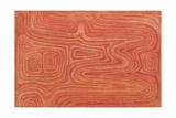 Anima Errante (Irrende Seele), 1934 Giclee-trykk av Paul Klee