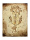 Angelus Novus, 1920 Giclee-trykk av Paul Klee