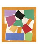The Snail, 1953 Kunst av Henri Matisse