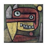 Untitled (Mask: Wild Animal) C.1939 Reproduction procédé giclée par Paul Klee