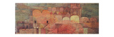 Cathedral, 1932 (No 27) Giclee-trykk av Paul Klee