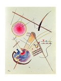 Untitled, 1925 Giclee-trykk av Wassily Kandinsky