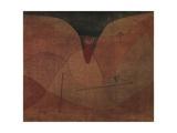 Aviatic Evolution, 1934 Giclée-tryk af Paul Klee