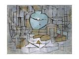 Still Life with Gingerpot 2, 1912 Reproduction procédé giclée par Piet Mondrian