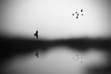 Conscience Photographic Print by Hengki Lee