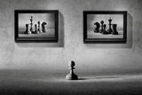 The Choice to Make Reproduction photographique par Victoria Ivanova