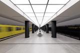 Ohne Titel Fotografie-Druck von Markus Kuhne