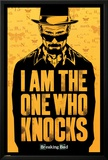 Breaking Bad - I am the one who knocks Posters