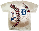 MLB-Tigers Hardball T-Shirt