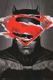 Batman Vs Superman Batman Teaser Affiches