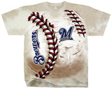 MLB-Brewers Hardball T-shirts