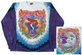Grateful Dead-Terrapin Moon Long Sleeve T-shirt a maniche lunghe