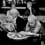 Involvement Fotografie-Druck von Didier Guibert