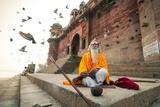 Moksha Lámina fotográfica por Rakesh J.V