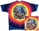 Fantasy-Mushroom Elf T-skjorter