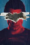 Batman Vs Superman Superman Teaser Kunstdrucke