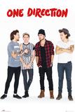 One Direction New Group Láminas
