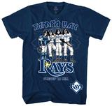 MLB/Kiss-Kiss/Rays Dressed Vêtement