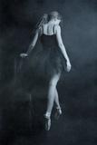On Tip Toes Fotografisk trykk av Olga Mest
