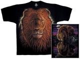 Nature-Night Lion T-shirts