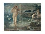 The Renaissance of Venus Lámina giclée por Crane, Walter