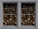 Catacombs WOWindow Poster Adesivo de janela