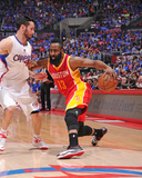 Houston Rockets v Los Angeles Clippers- Game Four Photographie par Bill Baptist