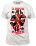 Deadpool - Wild Card Tシャツ