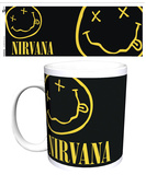 Nirvana Smiley Mug Mug
