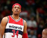 Atlanta Hawks v Washington Wizards - Game Four Photographie par Nathaniel S Butler