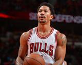 Chicago Bulls V Cleveland Cavaliers - Game Four Foto af Jesse D Garrabrant