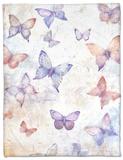 In Flight II Fleece Blanket by Tim O'toole
