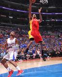Houston Rockets v Los Angeles Clippers- Game Four Photographie par Bill Baptist