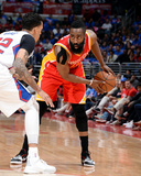 Houston Rockets v Los Angeles Clippers - Game Four Photographie par Andrew D Bernstein