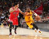 Chicago Bulls v Cleveland Cavaliers - Game Five Foto af Nathaniel S Butler