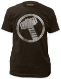 Thor - distressed icon T-Shirt