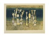 Comedy Reproduction procédé giclée par Paul Klee
