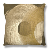 Revolution IV Throw Pillow by Megan Meagher