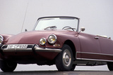Citroen DS Cabrio Photographic Print by Frank Herzog